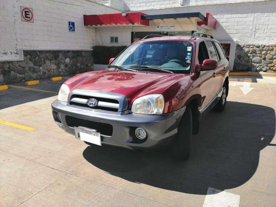 Hyundai Santa Fe 2005 - 195000 km