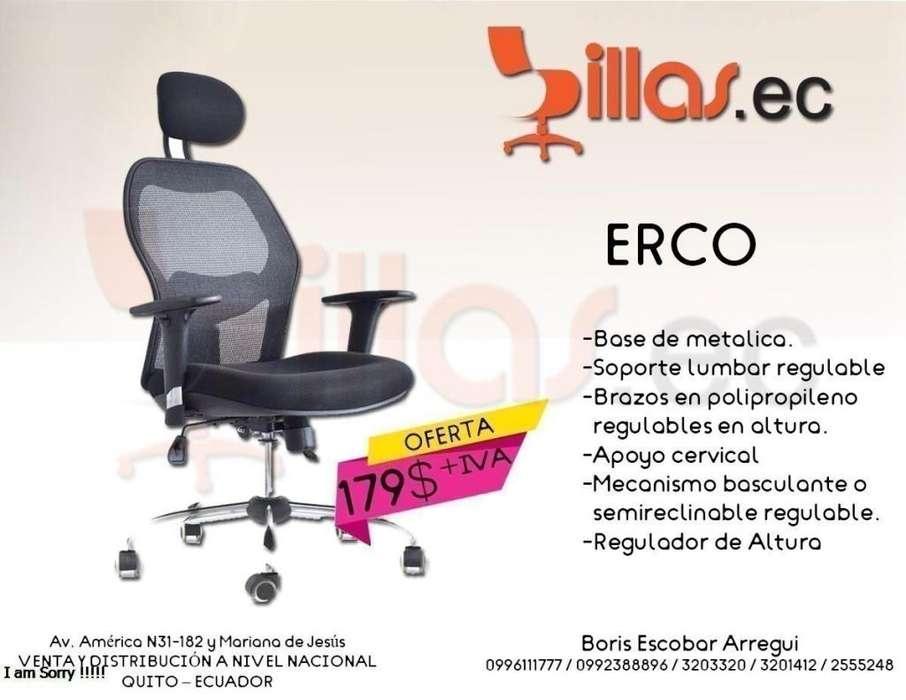 silla ergonomica <strong>oficina</strong>