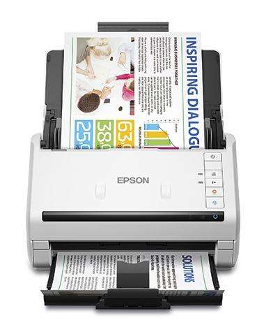 Escáner De Documento Epson Workforce Ds-770 600dpi (c)
