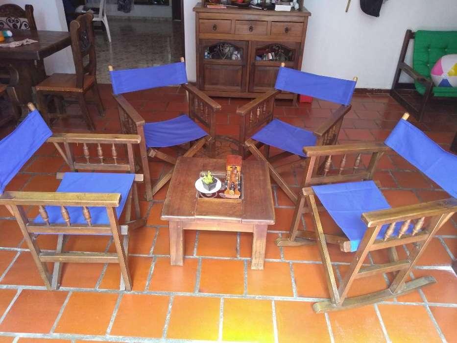 fbf2fdc65 Vendo Juego de <strong>sala</strong> Plegable en Madera