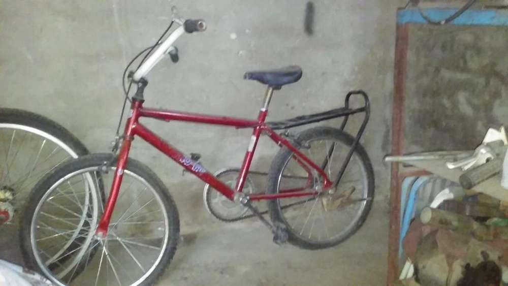 Bicicletas a mitad de precio usadas en buen estado