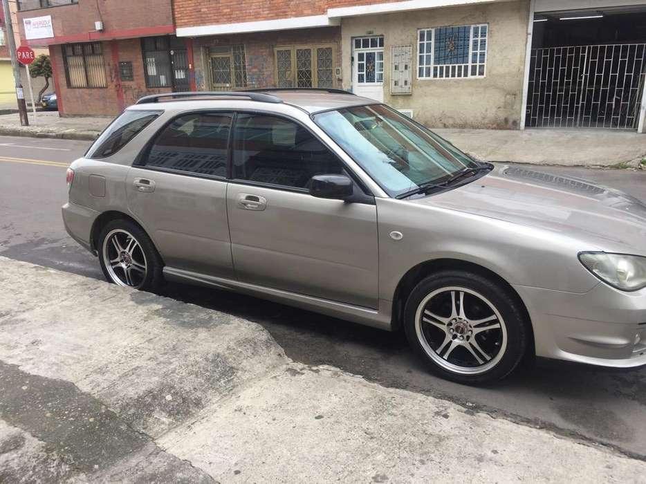Subaru Impreza 2006 - 135740 km
