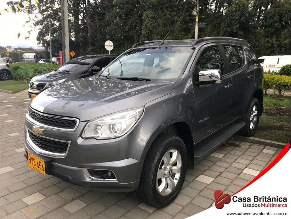 Chevrolet Trailblazer 2016 - 92133 km