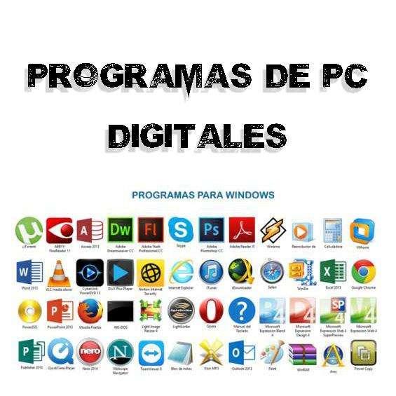 Programas de Computadoras y Videojuegos