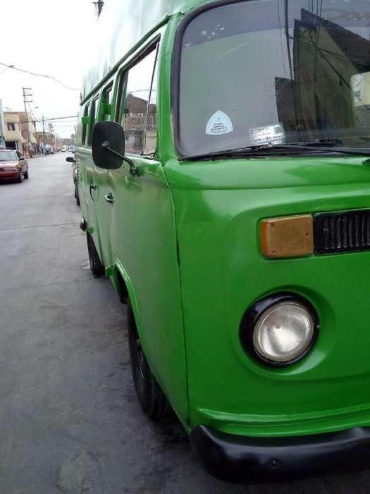 Vende Combi Wolwagen