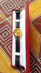 c803bd041142 Reloj Casio Bañado en Oro Reloj Casio Bañado en Oro ...