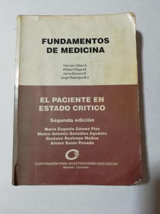 VENTA DE LIBROS MEDICINA Y AFINES