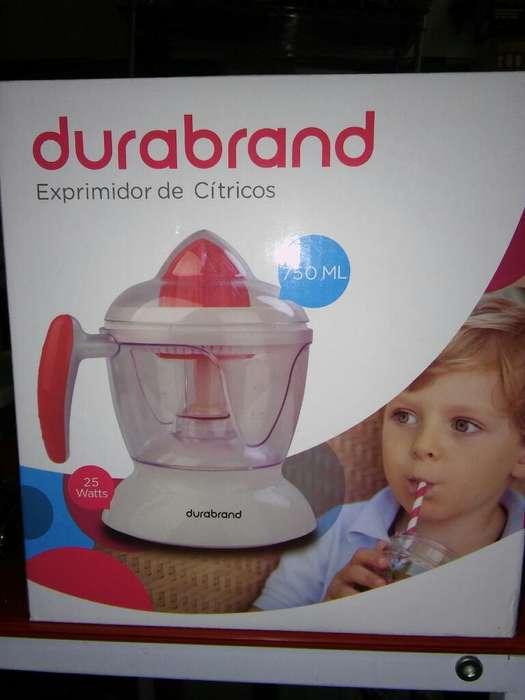 <strong>exprimidores</strong> Durabrand Nuevas en Caja
