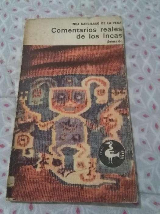 COMENTARIOS REALES DE LOS INCAS . SELECCION . INCA GARCILASO DE LA VEGA . EUDEBA