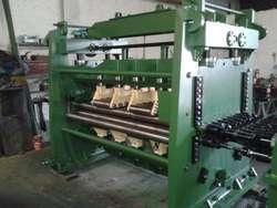Planchador de chapas 1600mm x 3,2mm