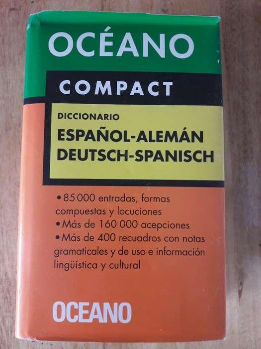 Diccionario Español Alemán Océano