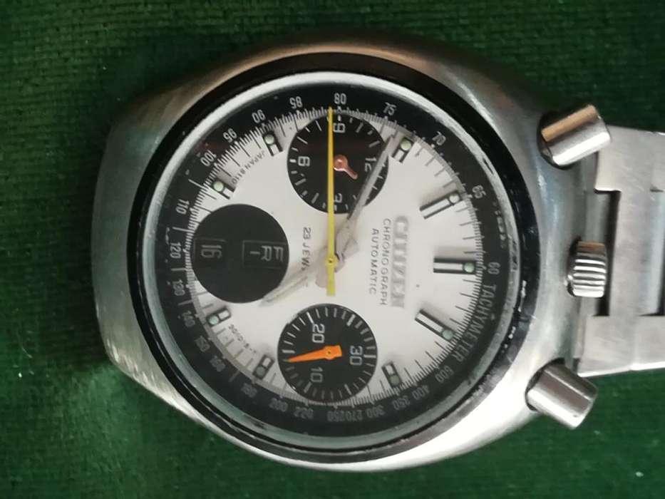 Reloj Citizen Caregato Cronometro