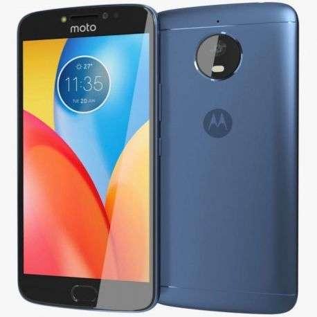 Celular Motorola Moto E4 16gb Azul