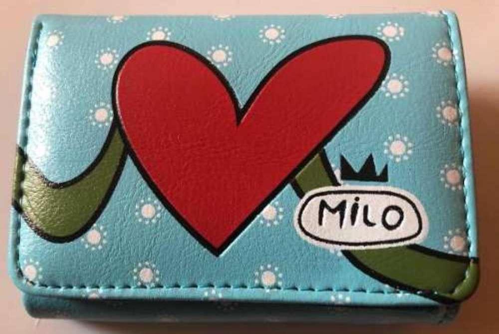 Billeteras Milo Lockett Nuevas