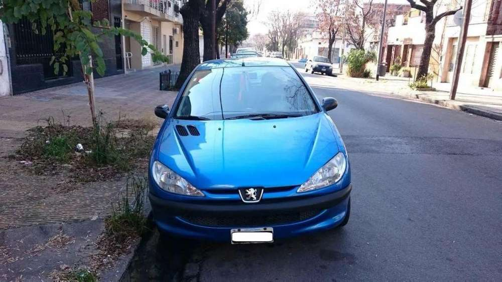 Peugeot 206 2004 - 157000 km