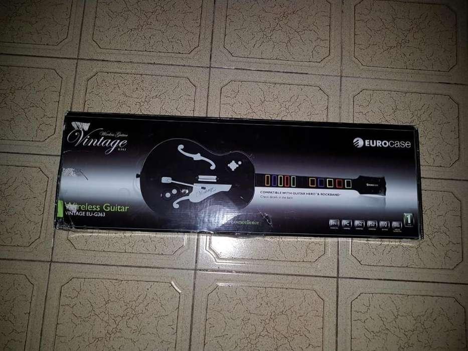 Vendo Guitarra, Bateria Y Alfombra