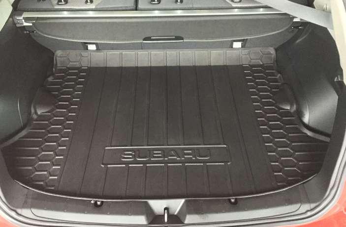 Cargomat Protector de Maletera IMPREZA SDHB Subaru <strong>accesorio</strong>s Originales
