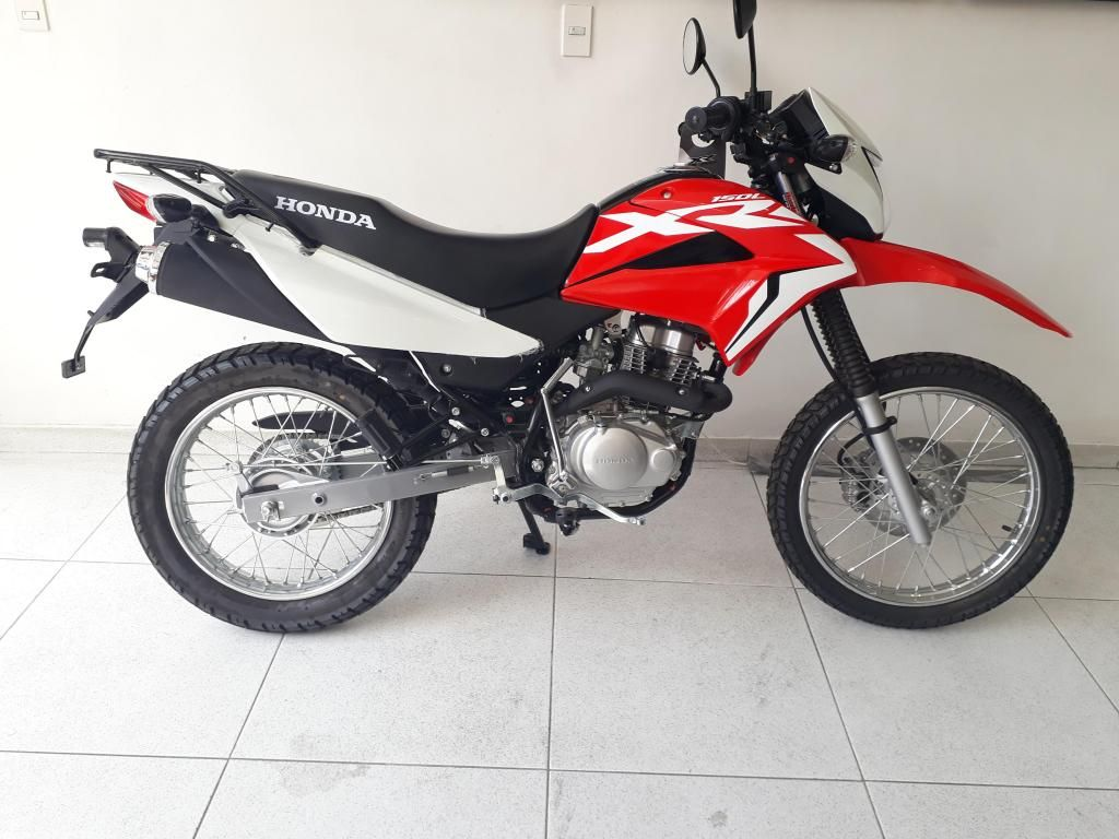 Honda Xr 150l 2020 0km Bello