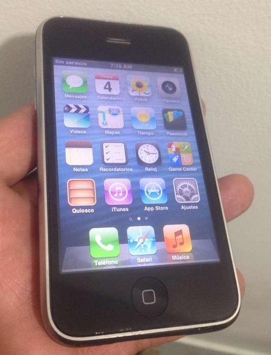 iPhone 3Gs 16Gb Como <strong>ipod</strong> Wifi Funcional