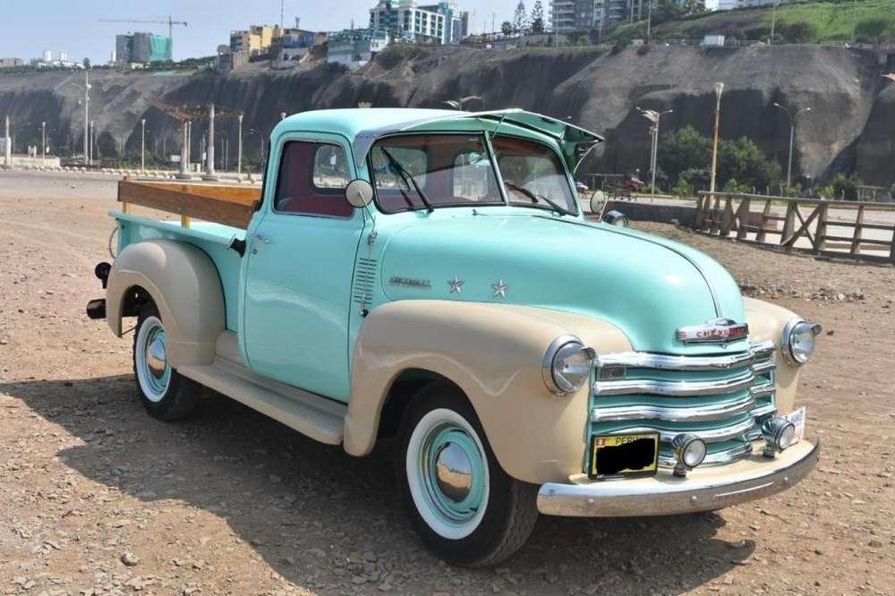 Chevrolet 3100 1952 - 40000 km