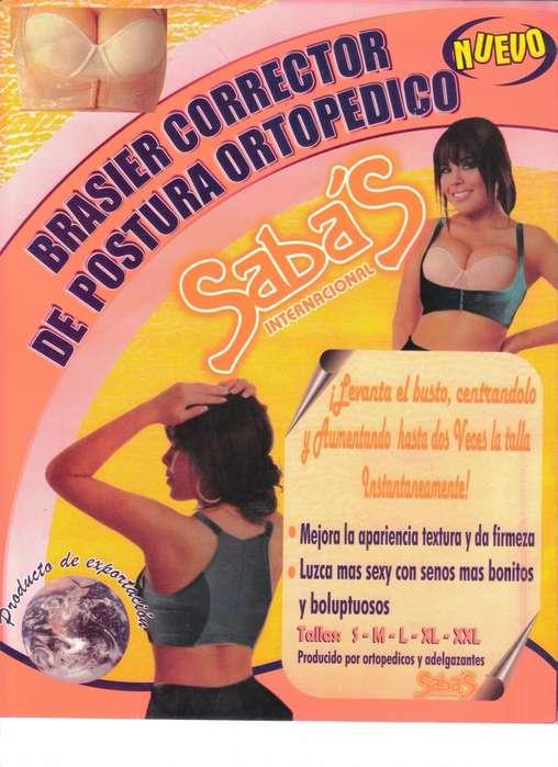 Brasier Corrector De Postura Ortopedico