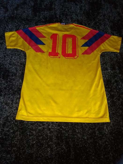 Camiseta Retro La 10 Pibe