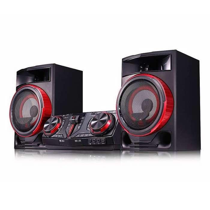 Equipo de sonido LG 2350 Watts