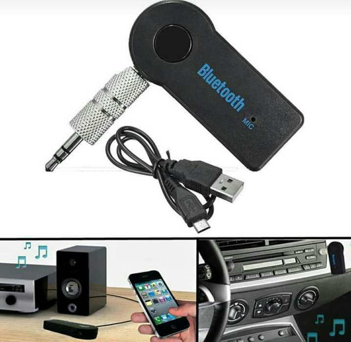 Agregale Bluetooth a Tu Radio Equipo Etc