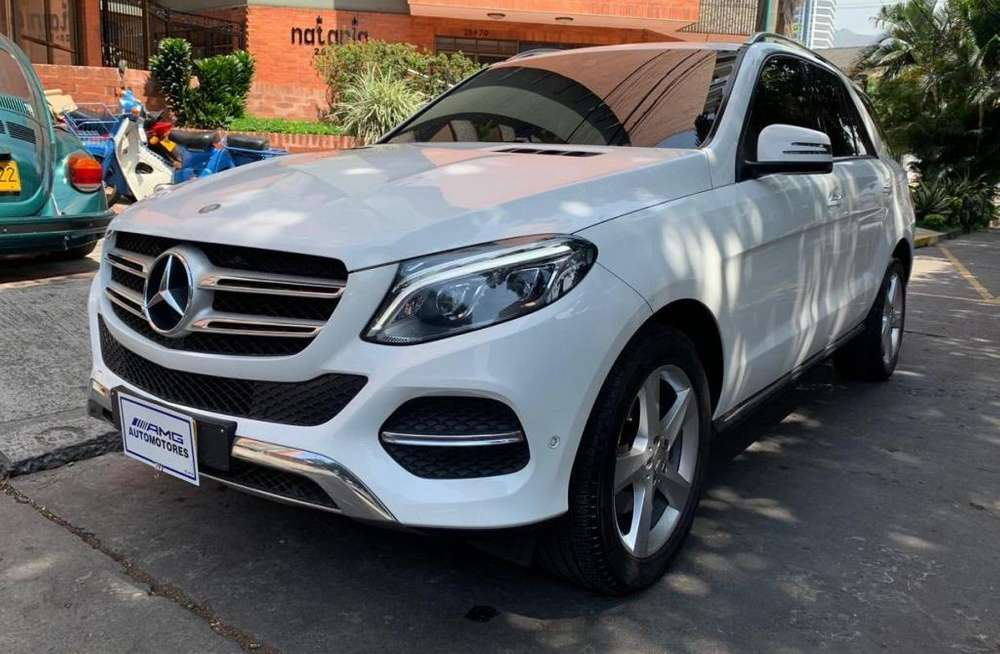 <strong>mercedes</strong>-Benz Clase GLE 2016 - 63000 km