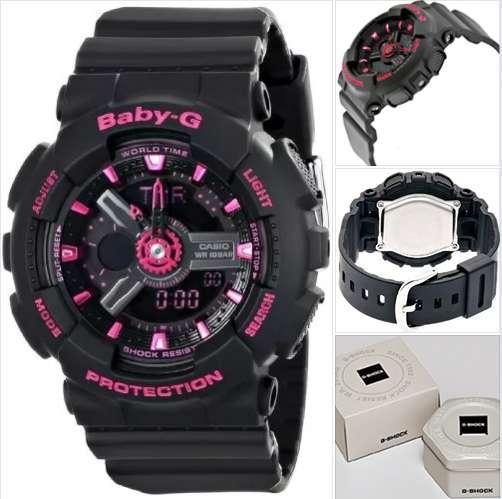 Reloj Casio BabyG Original