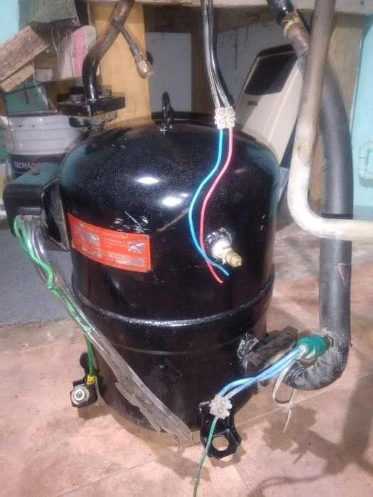 Compresor Hitachi 7,5 Hp R22 para Aire