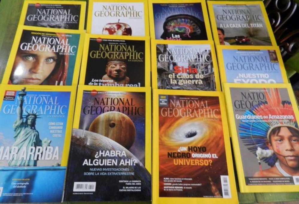 Revista National Geographic en español