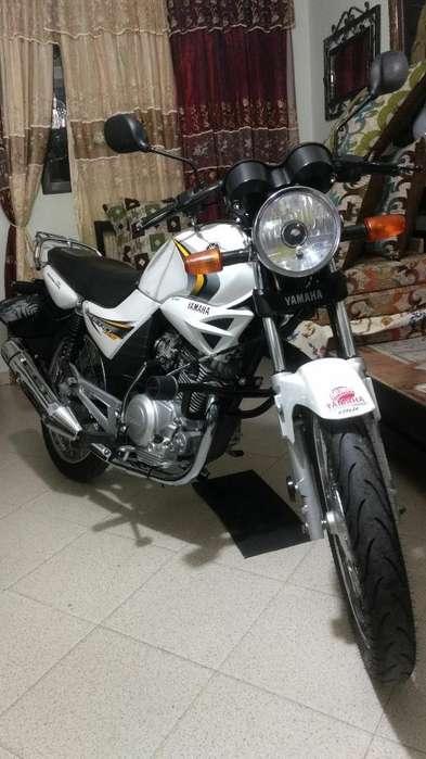 Yamaha Libero 125 Mod 2012