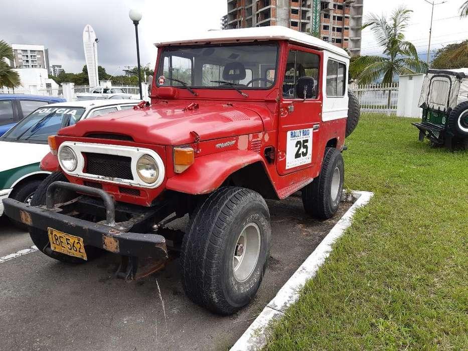 Toyota FJ 1978 - 123 km