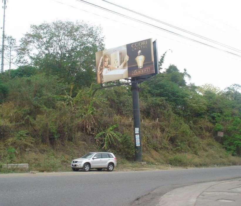 Terreno de Venta en el sector León 3600 m2 / Troncal del Pacífico, Esmeraldas.