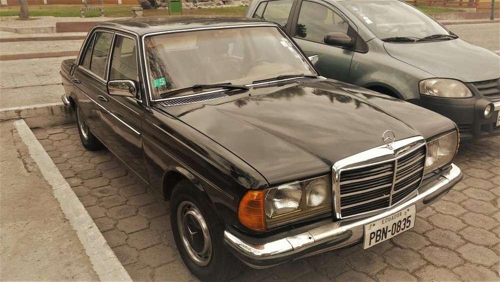 <strong>mercedes-benz</strong> Clase E 1976 - 178000 km