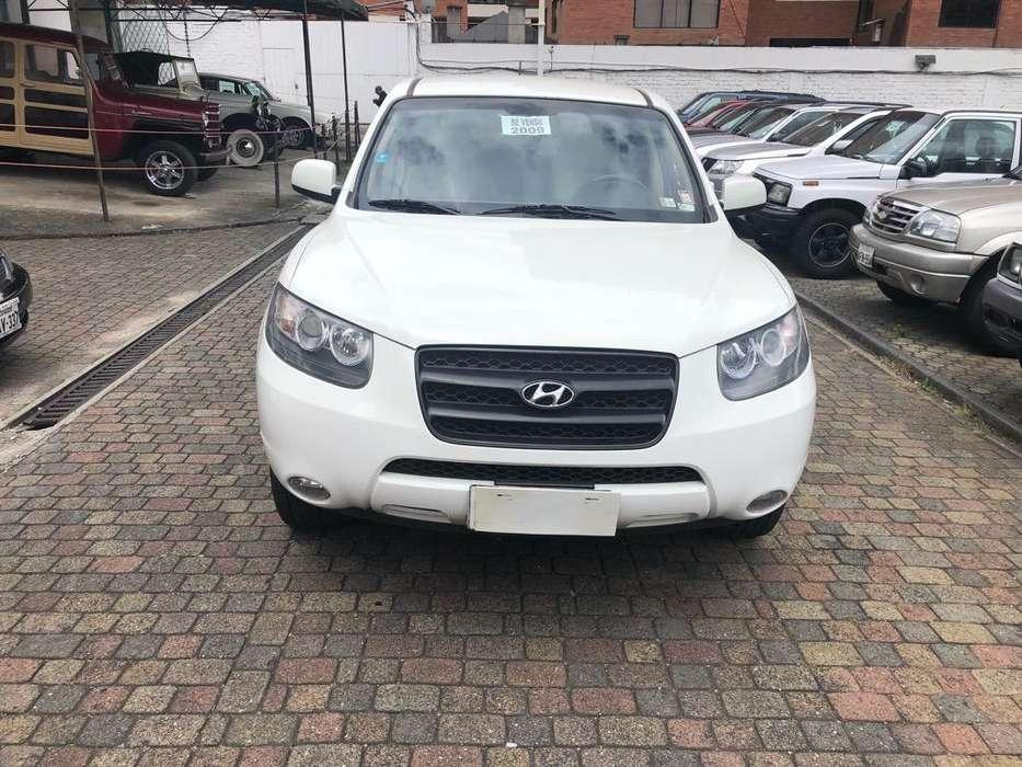 Hyundai Santa Fe 2009 - 152320 km