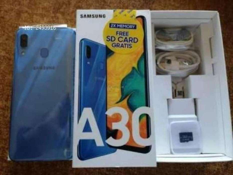 Celular Samsung Galaxy A30 Factura Legal