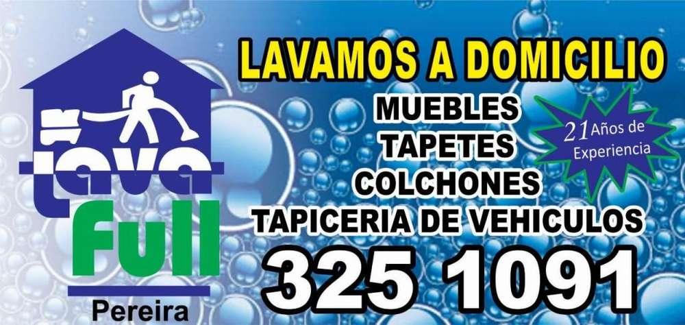 LAVADO DE MUEBLES EN PROFUNDIDAD: Salas. <strong>comedor</strong>es, Alfombras, colchones.