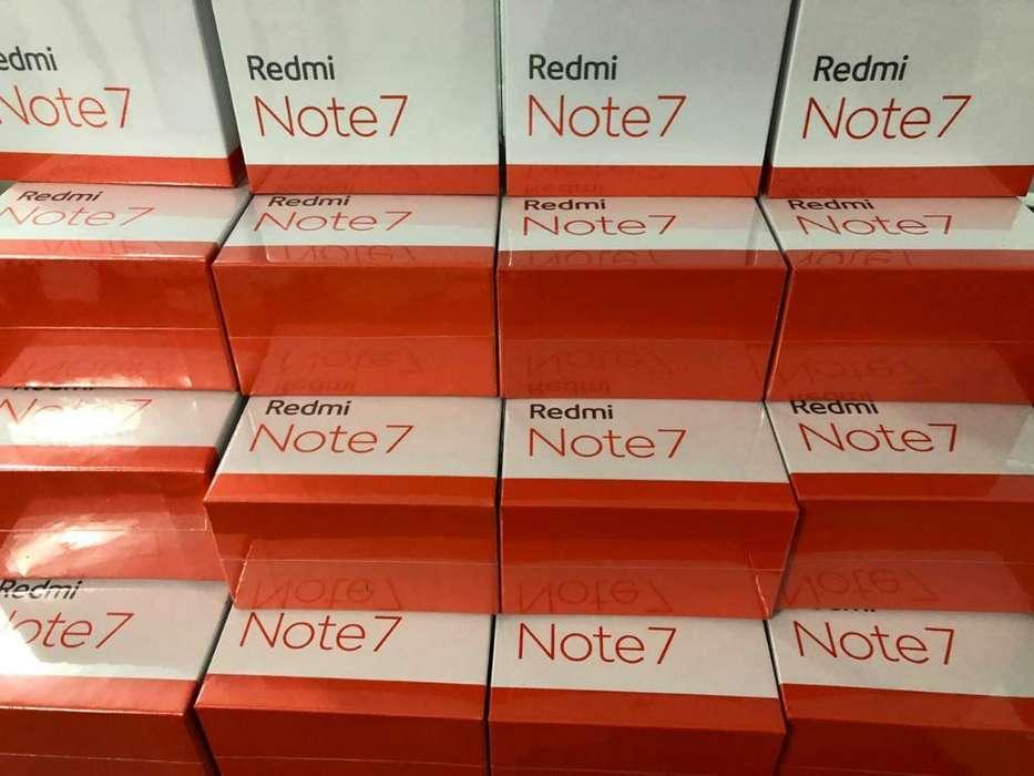 Xiaomi Redmi Note 7 64gb Precio Unico