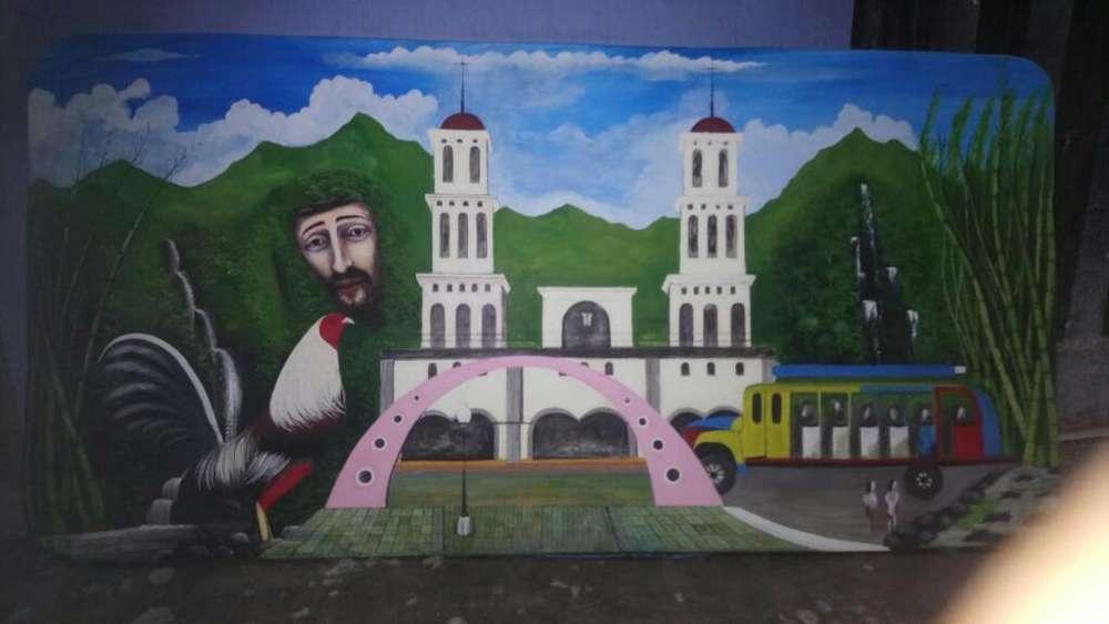 Pintor Artistico D Murales
