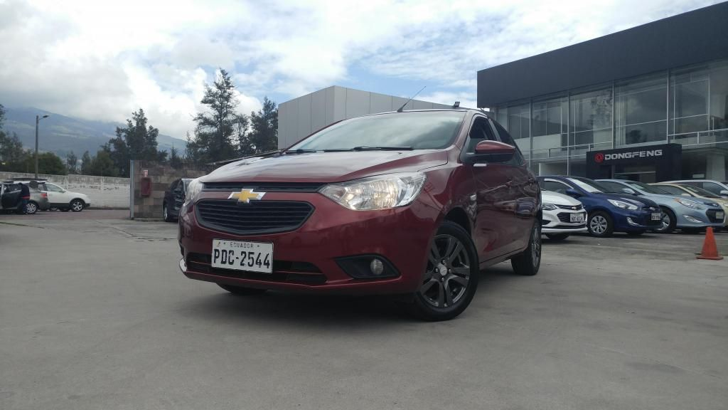 CHEVROLET NEW SAIL 2018 FULL CON TECHO CORREDIZO