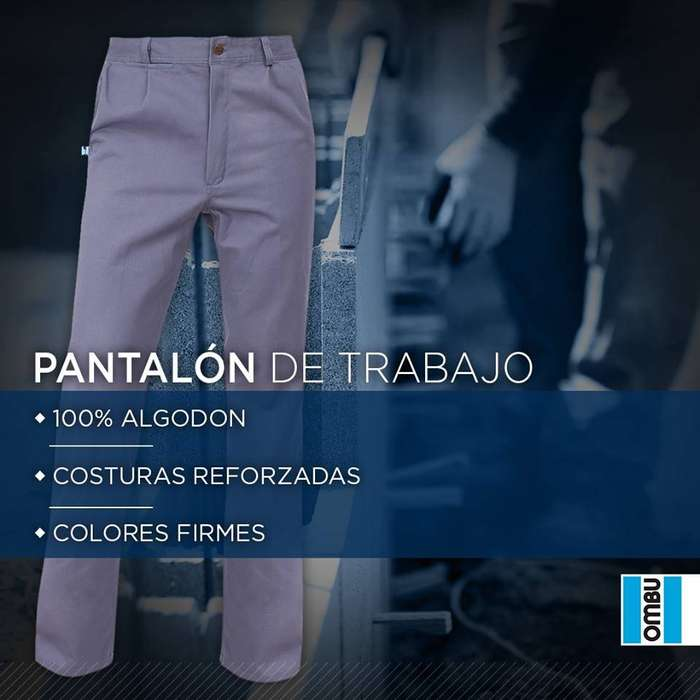 Pantalon Ombu Grafa Ropa Y Calzado 1110654871