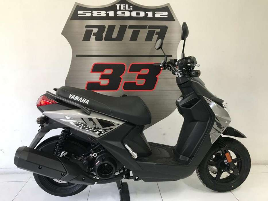 Yamaha Bws X Fi F1 2020 Cero Kilómetros