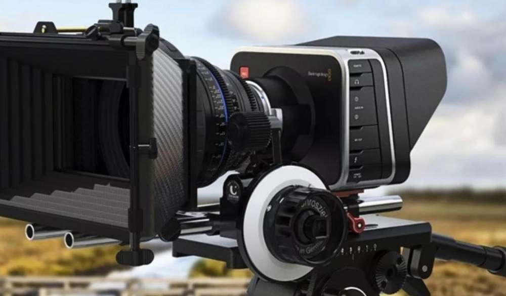 Camara Cine Black Magic 2.5k