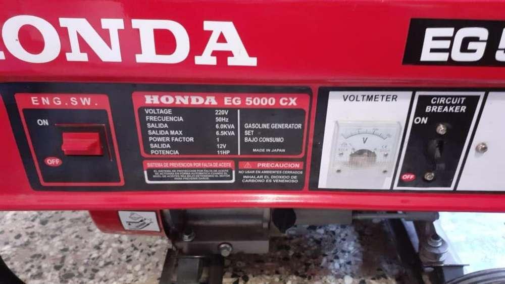 Vendo Generador Nuevo