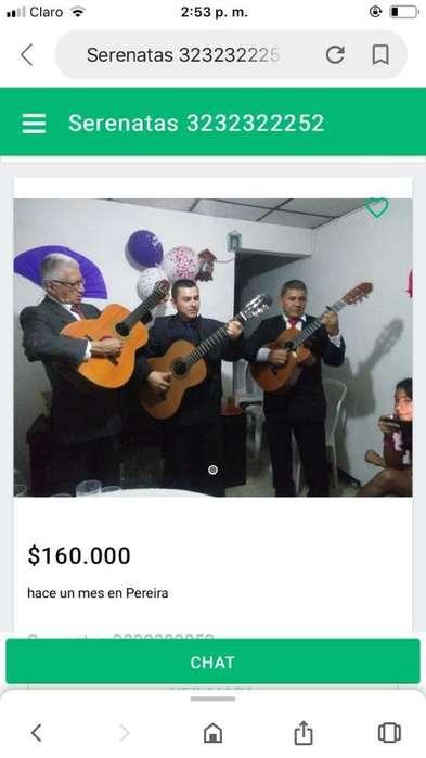 Serenatas Trio Musical