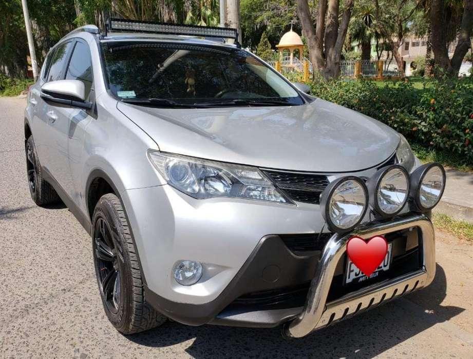 Toyota RAV4 2014 - 70000 km