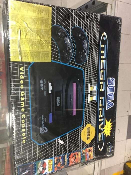 Sega Genesis Clon