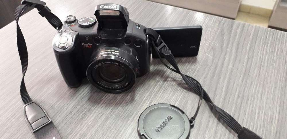 Camara Cannon Powershot S5 Is